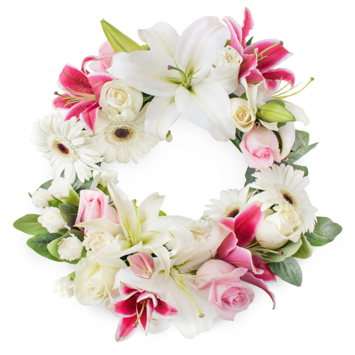 LOVING MEMORY WREATH