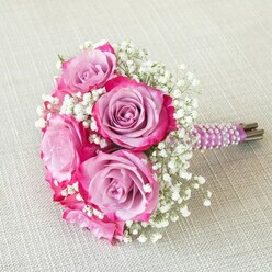 FOREVER TOGETHER BRIDESMAID BOUQUET