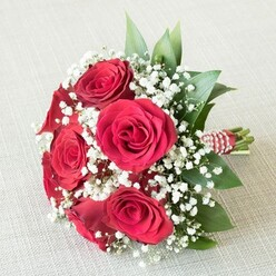 FOREVER YOURS BRIDESMAID BOUQUET