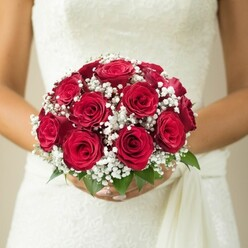 FOREVER YOURS BRIDAL BOUQUET 2