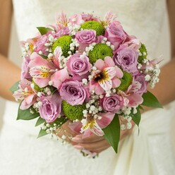 SINCERELY YOURS BRIDAL BOUQUET 2