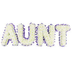 AUNT TRIBUTE PURPLPE