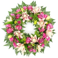 SPIRITED GRACE WREATH
