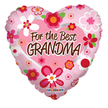 FOR THE BEST GRANDMA BALLOON